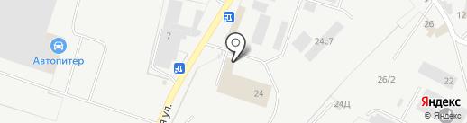 СпецСтрой на карте Тольятти