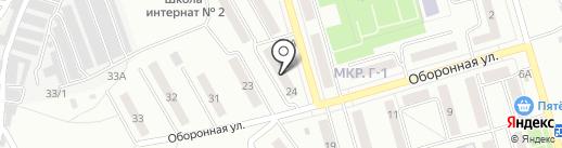 Банкомат, ФиаБанк на карте Жигулёвска