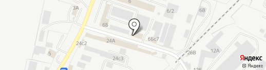 СамоСтрой на карте Тольятти