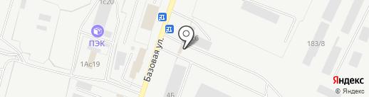 Первая цементная компания на карте Тольятти