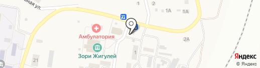Ставропольское РАЙПО-Александровка на карте Александровки