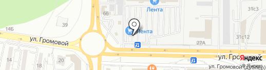 McDonald`s на карте Тольятти