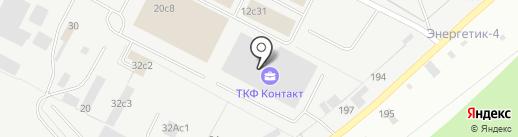 Хим-Эксперт на карте Тольятти