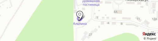 Сталкер на карте Жигулёвска