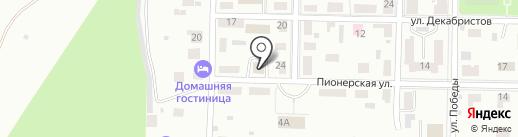 Прокуратура городского округа Жигулёвск на карте Жигулёвска