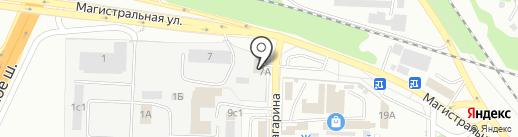 Ввс на карте Жигулёвска