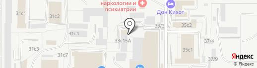 Mansarda на карте Тольятти