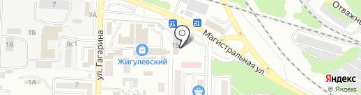 Эксперт на карте Жигулёвска