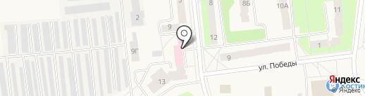 БИОТЭК на карте Костиного
