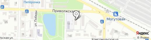 Надежда на карте Жигулёвска