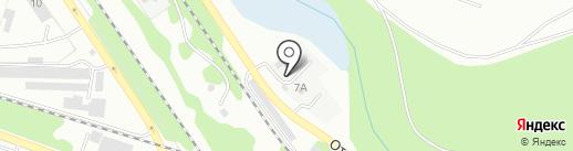 Металлинвест-Т на карте Жигулёвска