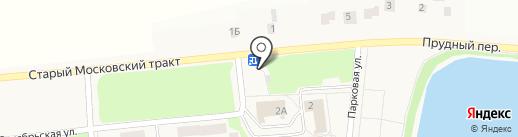 Магазин на карте Костиного