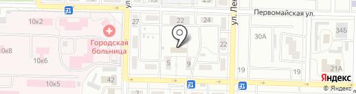 Ресурсный центр городского округа Жигулёвск на карте Жигулёвска