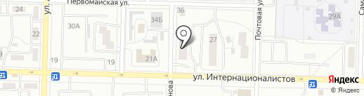 Маэстро на карте Жигулёвска