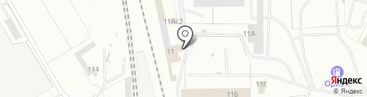 Газ эксперт на карте Тольятти