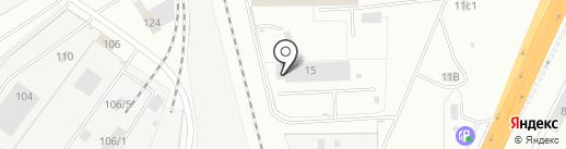 Винд на карте Тольятти
