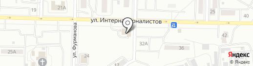 Росгосстрах на карте Жигулёвска