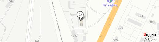 АВТОКОНДИЦИОНЕРЫ на карте Тольятти