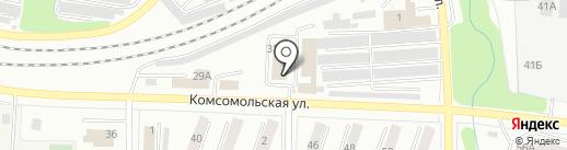 Мои документы на карте Жигулёвска