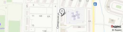 Банкомат, АВТОВАЗБАНК, ОАО Банк АВБ на карте Жигулёвска