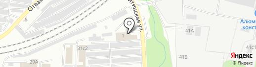Газпром газораспределение Самара на карте Жигулёвска