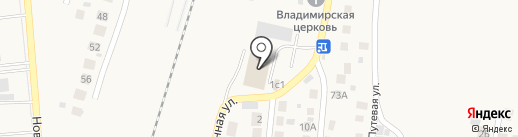 Союз предпринимателей городского округа Жигулёвск на карте Жигулёвска