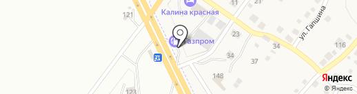 АЗС на карте Васильевки