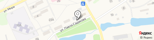 Банкомат, Сбербанк, ПАО на карте Дороничей