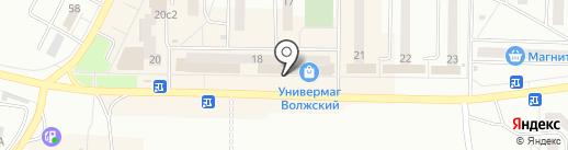Физ.Ru на карте Жигулёвска