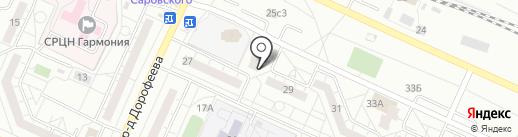 АЛЕСЯ на карте Тольятти