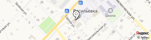 Sushi box на карте Васильевки