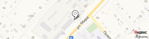 Покрышкин на карте Васильевки