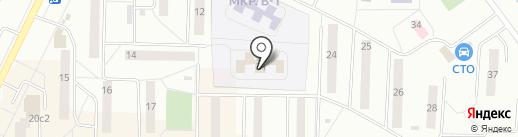 Библиотека №7 на карте Жигулёвска