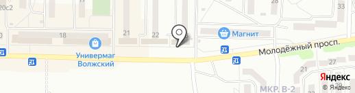 Всё для дома на карте Жигулёвска