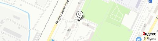 Сосед на карте Жигулёвска