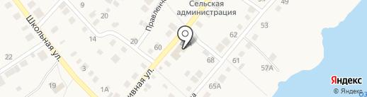 Ставропольское райПО-Васильевка на карте Васильевки