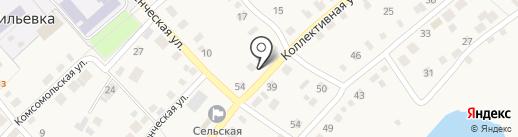 Ирина на карте Васильевки