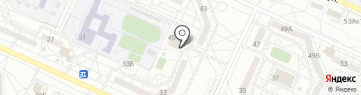 Мастерская по ремонту обуви на карте Тольятти