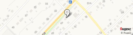 Объединенная оконная компания на карте Васильевки