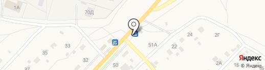 Сергей на карте Васильевки