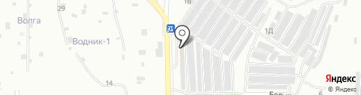 Парк на карте Жигулёвска