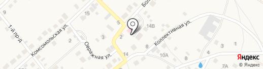 Амбулатория на карте Васильевки