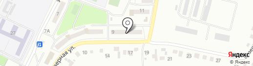 Адвокатский кабинет №381 на карте Жигулёвска