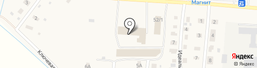 Садаки на карте Садаковского