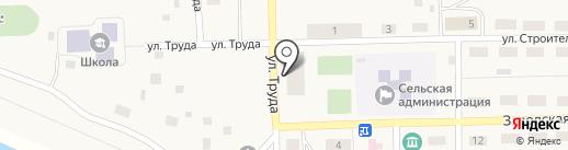 Алый парус на карте Гирсово