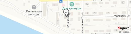Бис на карте Гирсово