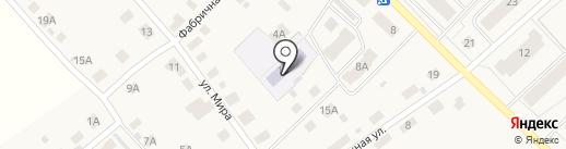 Детский сад №183 на карте Ганино