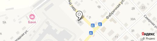 Нестеров на карте Ганино