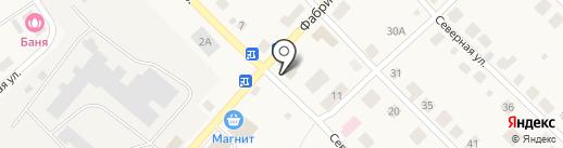 Парикмахерская на карте Ганино
