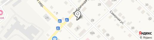 Почтовое отделение №29 на карте Ганино